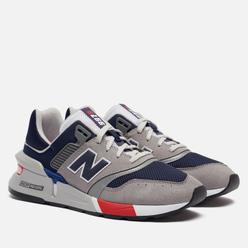 Мужские кроссовки New Balance MS997LOQ Grey/Navy