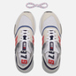Мужские кроссовки New Balance MS997LOS Grey/Navy/Red фото - 1