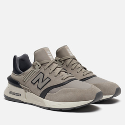 Мужские кроссовки New Balance MS997MA Grey/Black/White