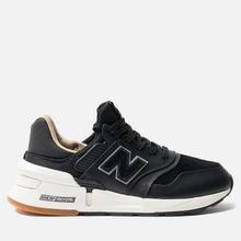 Мужские кроссовки New Balance MS997RB Black/White фото- 3