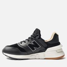 Мужские кроссовки New Balance MS997RB Black/White фото- 5