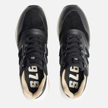Мужские кроссовки New Balance MS997RB Black/White фото- 1