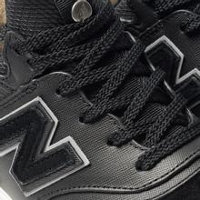 Мужские кроссовки New Balance MS997RB Black/White фото- 6