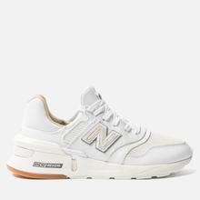 Мужские кроссовки New Balance MS997RI White/White фото- 3