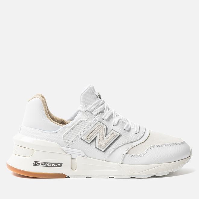 Мужские кроссовки New Balance MS997RI White/White