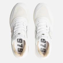 Мужские кроссовки New Balance MS997RI White/White фото- 1