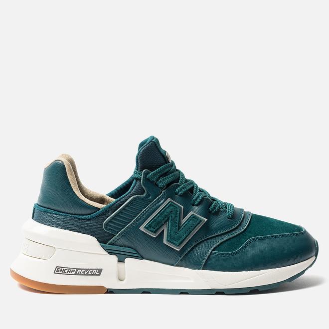 Мужские кроссовки New Balance MS997RJ Green/White
