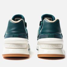 Мужские кроссовки New Balance MS997RJ Green/White фото- 3