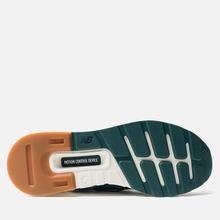 Мужские кроссовки New Balance MS997RJ Green/White фото- 4