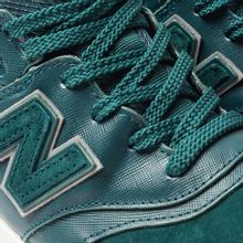Мужские кроссовки New Balance MS997RJ Green/White фото- 6