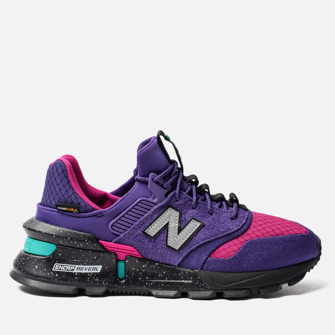 Мужские кроссовки New Balance MS997SA Outdoor Pack Purple/Pink/Turquoise