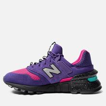 Мужские кроссовки New Balance MS997SA Outdoor Pack Purple/Pink/Turquoise фото- 5