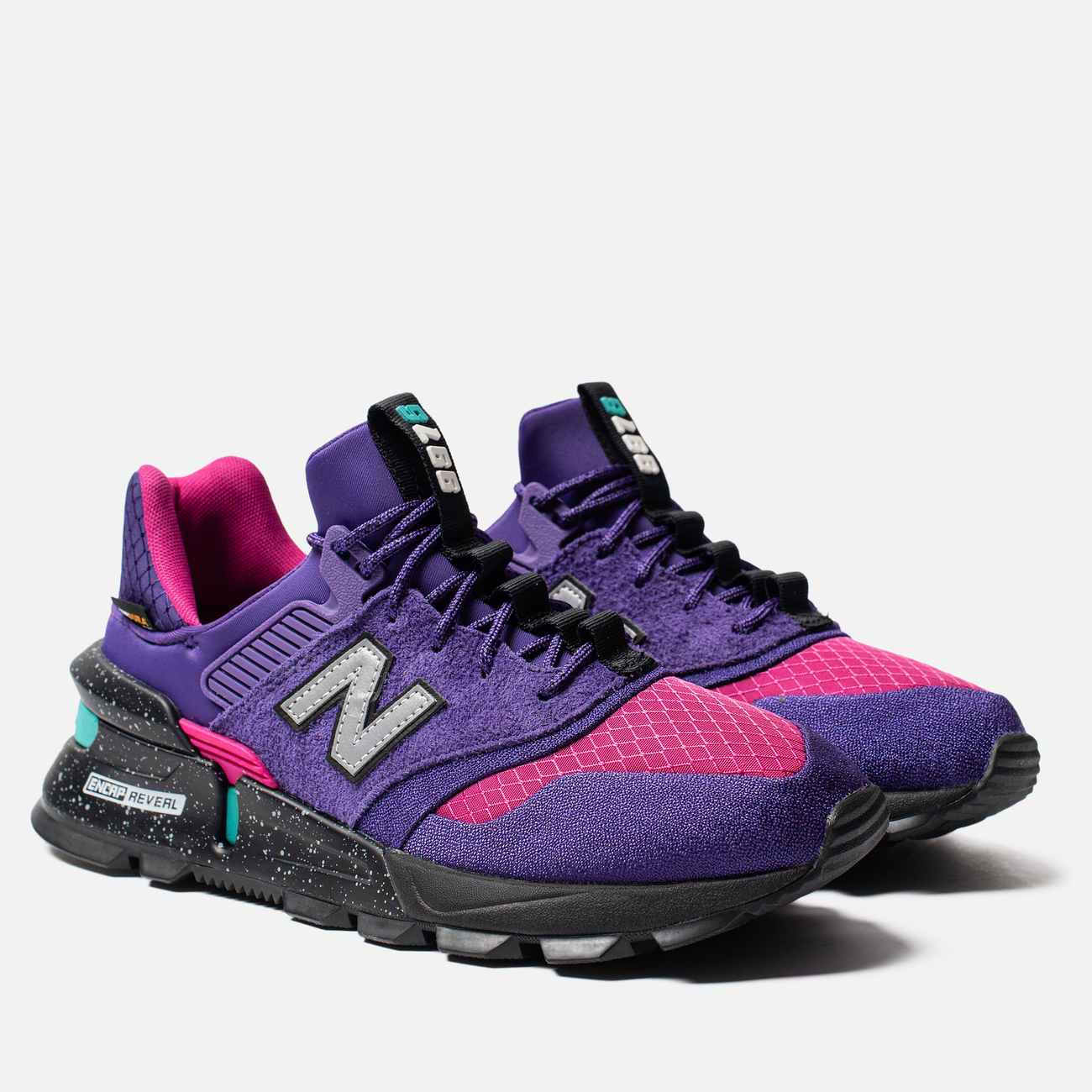 Мужские кроссовки New Balance MS997SA Outdoor Pack Purple/Pink/Turquoise