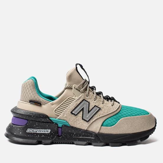 Мужские кроссовки New Balance MS997SB Outdoor Pack Tan/Green