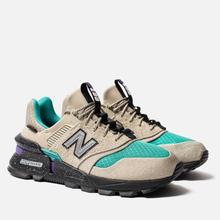 Мужские кроссовки New Balance MS997SB Outdoor Pack Tan/Green фото- 2