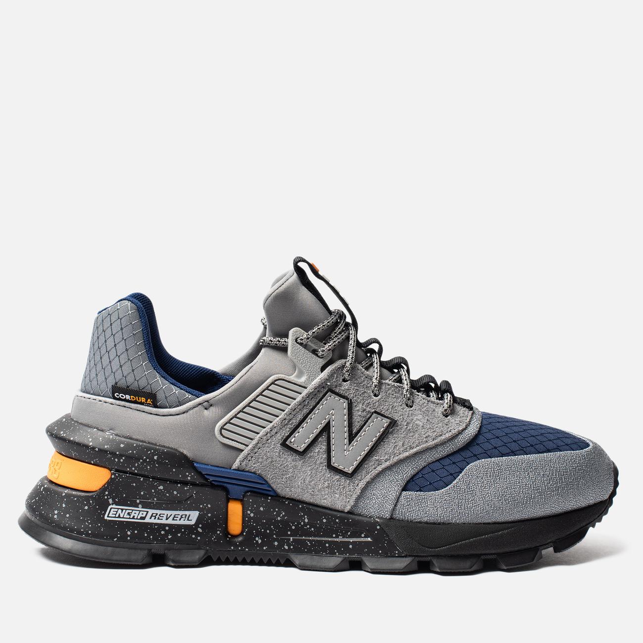 Мужские кроссовки New Balance MS997SC Outdoor Pack Grey/Black/White