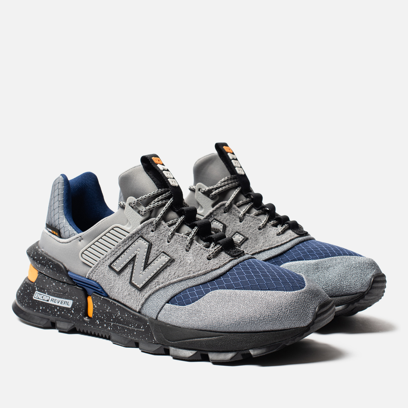 Мужские кроссовки New Balance MS997SC Outdoor Pack Grey/Black/White
