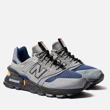Мужские кроссовки New Balance MS997SC Outdoor Pack Grey/Black/White фото- 0