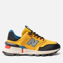 Мужские кроссовки New Balance MS997SKB Outdoor Pack Yellow/Black фото- 3