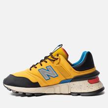Мужские кроссовки New Balance MS997SKB Outdoor Pack Yellow/Black фото- 5