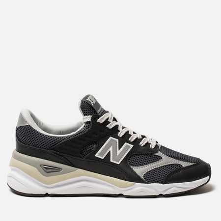 Мужские кроссовки New Balance MSX90RPA Black/Silver/White