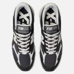 Мужские кроссовки New Balance MSX90RPA Black/Silver/White фото- 5