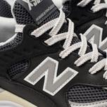 Мужские кроссовки New Balance MSX90RPA Black/Silver/White фото- 6
