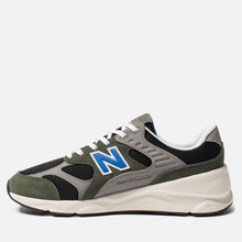 Мужские кроссовки New Balance MSX90TTH X-90 Olive/Grey/Black фото- 1