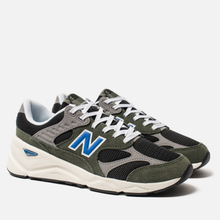Мужские кроссовки New Balance MSX90TTH X-90 Olive/Grey/Black фото- 2