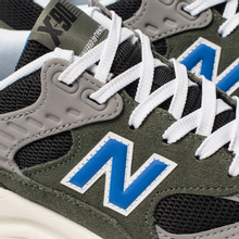 Мужские кроссовки New Balance MSX90TTH X-90 Olive/Grey/Black фото- 6