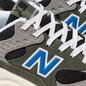 Мужские кроссовки New Balance MSX90TTH X-90 Olive/Grey/Black фото - 6