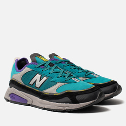Мужские кроссовки New Balance MSXRCHSC X-Racer Green/Black