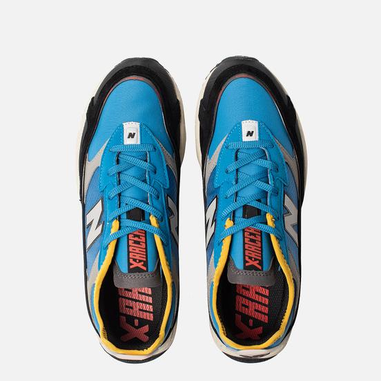 Мужские кроссовки New Balance MSXRCHSD X-Racer Blue/Black