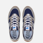 Мужские кроссовки New Balance MSXRCNO X-Racer Grey/Navy фото - 1