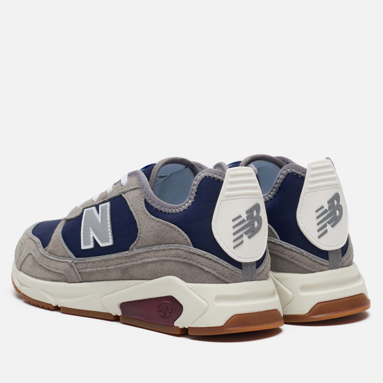 Мужские кроссовки New Balance MSXRCNO X-Racer Grey/Navy