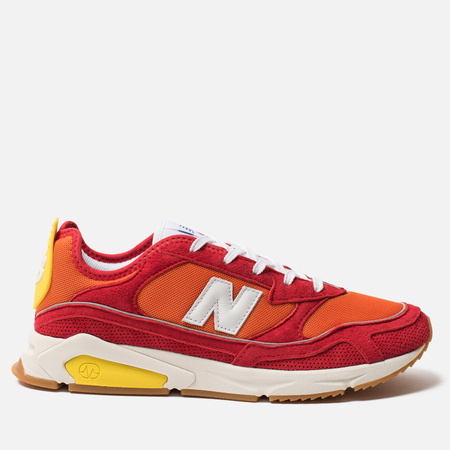 Мужские кроссовки New Balance MSXRCSLF X-Racer Orange/Yellow