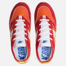 Мужские кроссовки New Balance MSXRCSLF X-Racer Orange/Yellow фото- 5