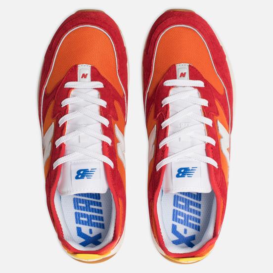 Мужские кроссовки New Balance MSXRCSLF X-Racer Orange/Yellow