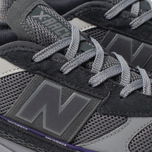 Мужские кроссовки New Balance MSXRCTLA X-Racer Grey/Blue фото- 6