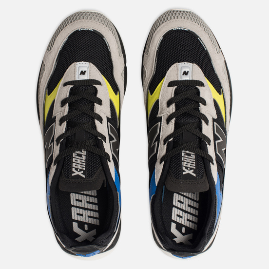 Мужские кроссовки New Balance MSXRCTLC X-Racer Grey/Black