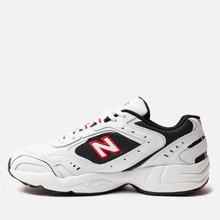 Мужские кроссовки New Balance MX452SD White/Black/Red фото- 2