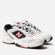 Мужские кроссовки New Balance MX452SD White/Black/Red фото- 1