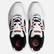 Мужские кроссовки New Balance MX452SD White/Black/Red фото- 5