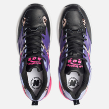Мужские кроссовки New Balance MX608SA1 Black/Prism Purple/Leopard Print фото- 1