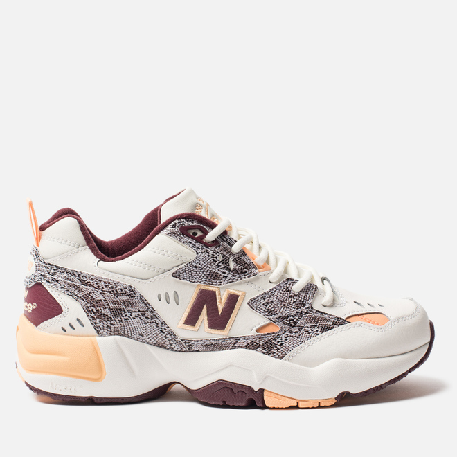 Мужские кроссовки New Balance MX608SO1 Sea Salt/Light Mango/Snake Skin