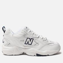 Кроссовки New Balance MX608WT White фото- 3