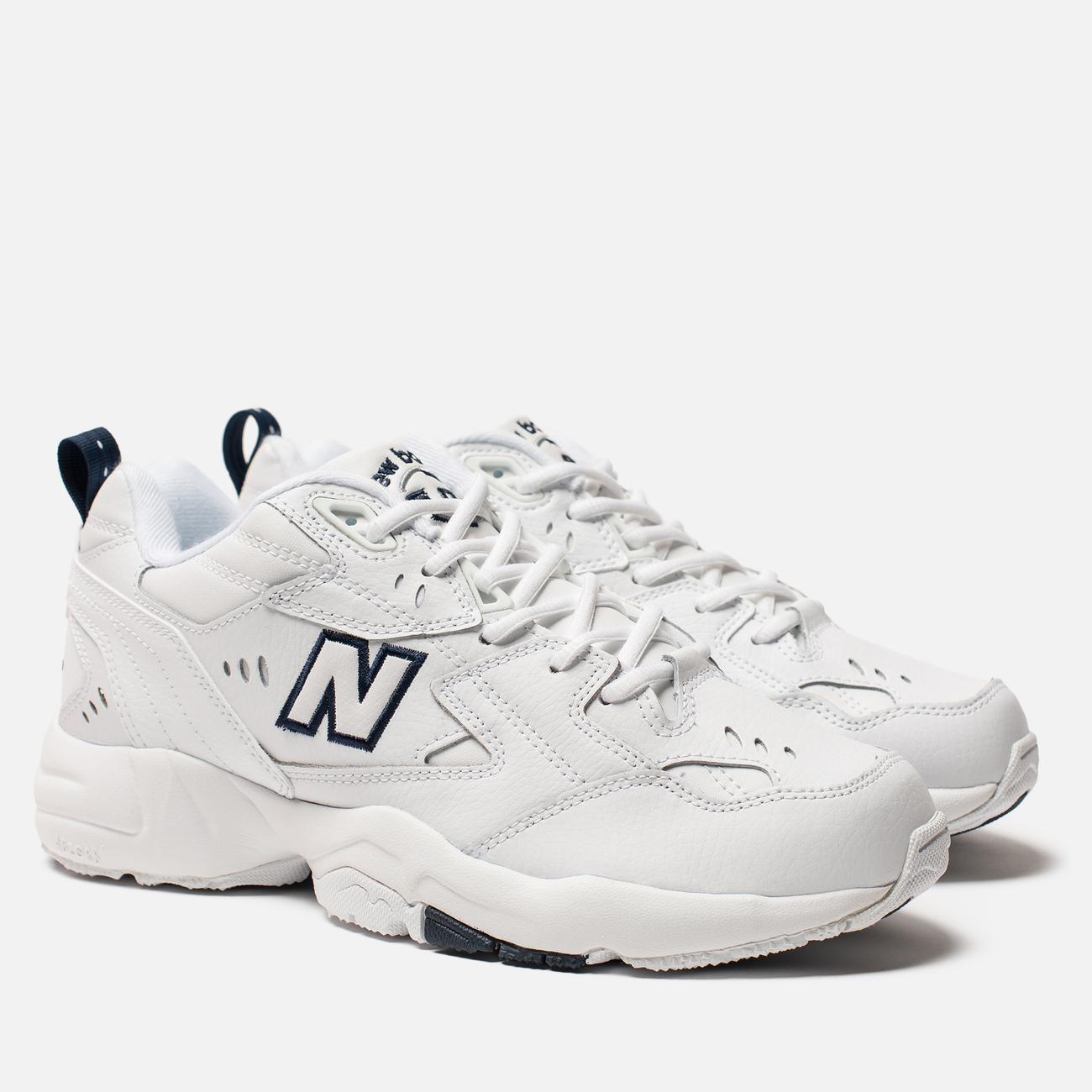 Кроссовки New Balance MX608WT White