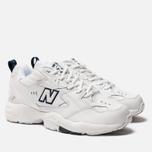 Мужские кроссовки New Balance MX608WT White фото- 2