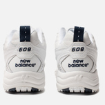 Мужские кроссовки New Balance MX608WT White фото- 5