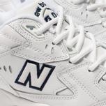 Мужские кроссовки New Balance MX608WT White фото- 6